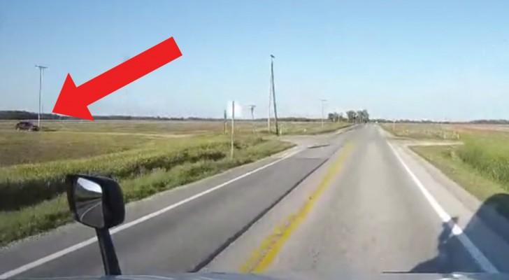 Veja neste vídeo o que quer dizer escapar da morte por um triz...