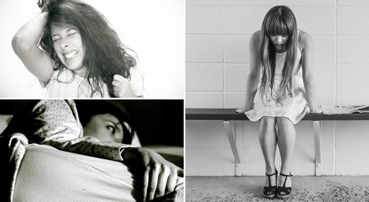 Angst, Nervosität, Schlaflosigkeit, chronische Erschöpfung: 1 von 2 Frauen verwechselt Schilddrüsen-Probleme mit Stress