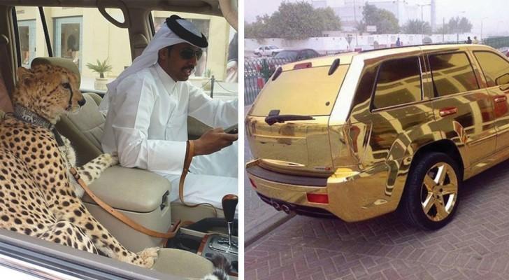 17 assurdità che possono accadere solo a Dubai
