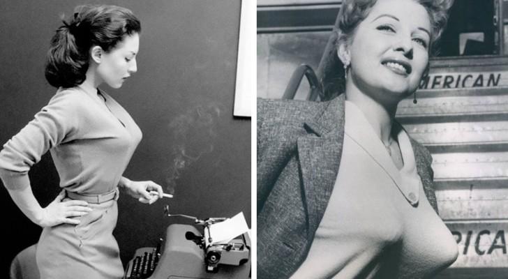 I reggiseni a proiettile: il bizzarro capo intimo che tutte le donne bramavano negli anni '40 e '50