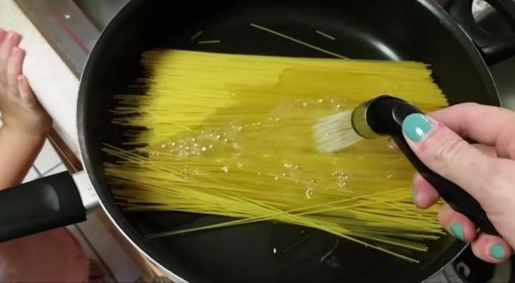 Veja um truque para que a massa cozinhe mais rápido!