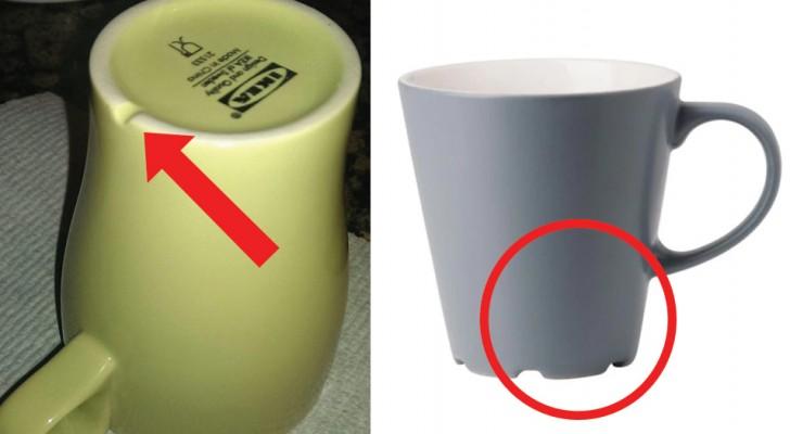 A que servem estes sulcos no fundo das xícaras do Ikea? Um funcionário explica!