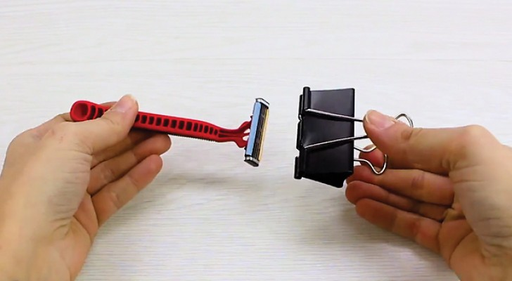 Clever uses for paper clamps! Check it out!