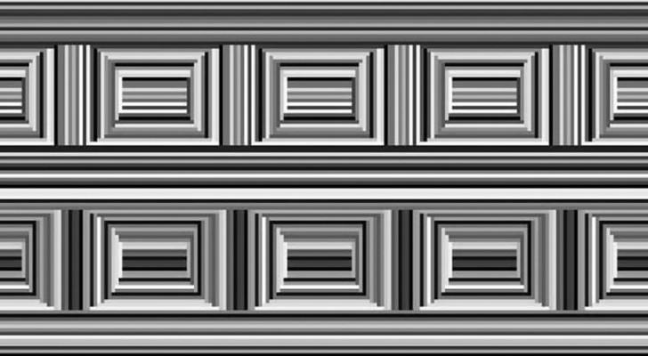 Hay 16 circulos en esta imagen, pero solo las personas DE VERDAD inteligentes lo ven