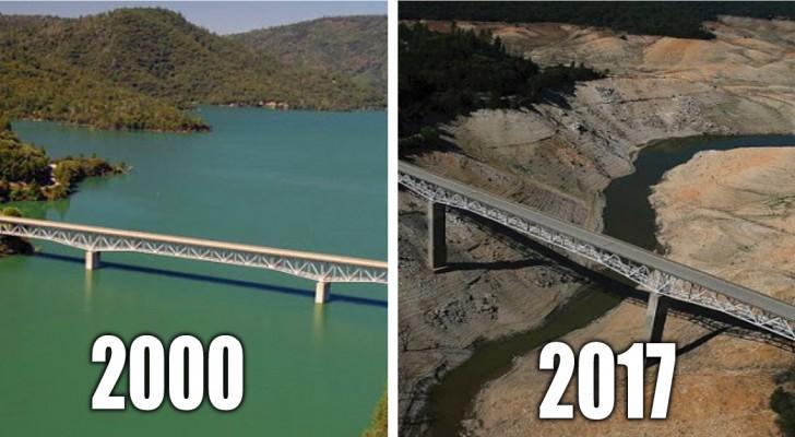 20 immagini che dimostrano come il pianeta stia subendo dei cambiamenti drastici