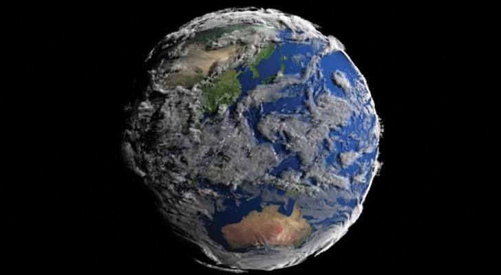 Questo video della NASA ci ricorda che la Terra è una bellissima creatura vivente