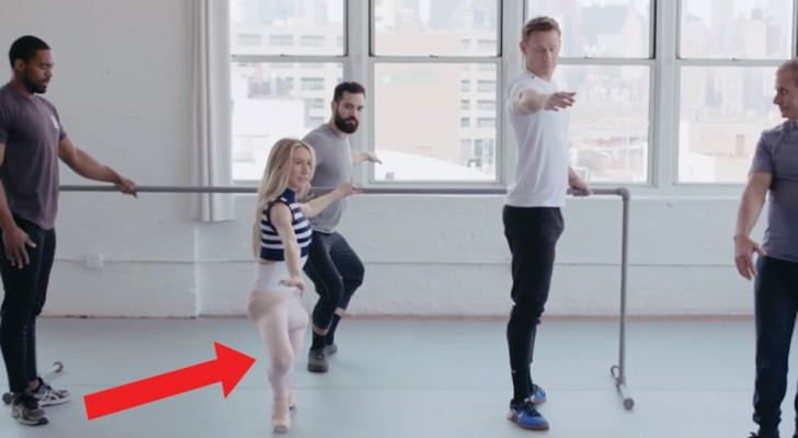 Degli atleti di CrossFit partecipano a una lezione di danza classica: riusciranno a stare al passo?