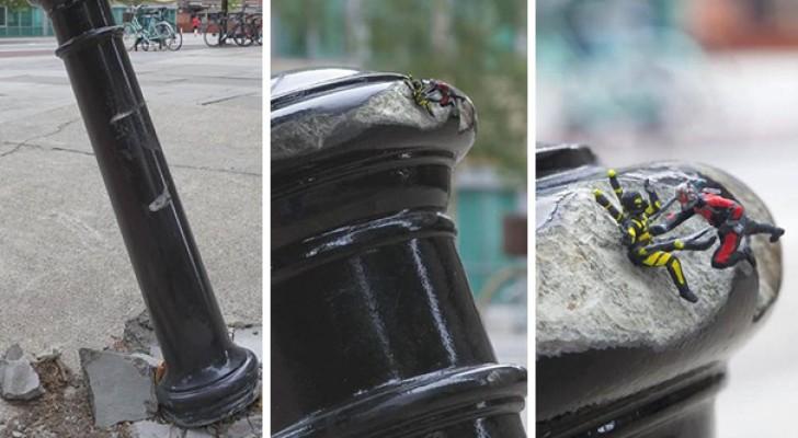 25 daden van geniale stadsvandalisme