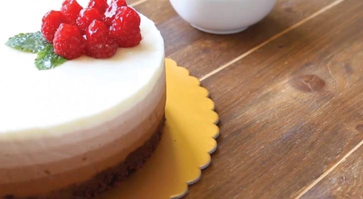 Torta ai 5 cioccolati: facile come non ve lo sareste mai aspettato!