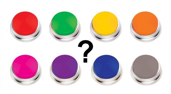 Si uno de estos botones pudieran dar una vuelta a tu vida, cual apretarias?