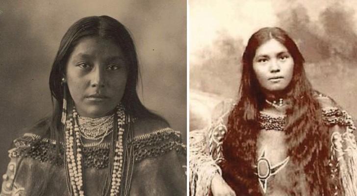 Antes del genocidio: las estupendas fotografias del final del '800 de los nativos americanos