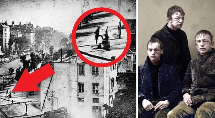 11 fotografie storiche che ognuno dovrebbe vedere