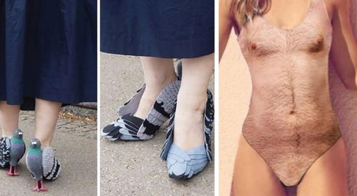 16 Modeteile, die ihr euch nicht trauen würdet zu tragen
