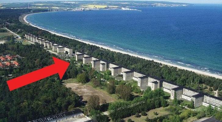 10 mila stanze ma nessun ospite in 70 anni: tutta la storia dell'hotel fantasma costruito dai nazisti