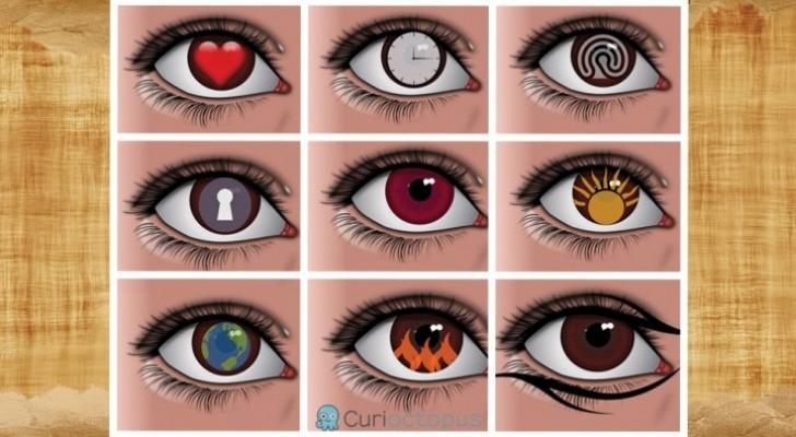 Quale occhio vi attrae di più? Questo piccolo test vi svelerà qualcosa di curioso