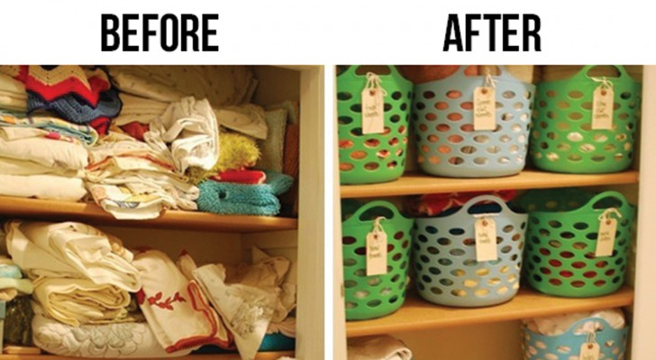17 useful ideas to keep order in the various areas of your house