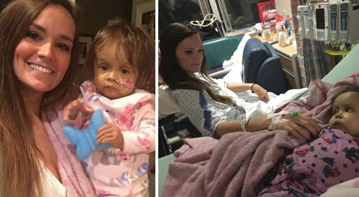 She had been her babysitter for only two weeks; this girl's gesture has moved the world
