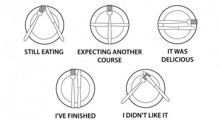 18 etiquette rules that we all should know and learn