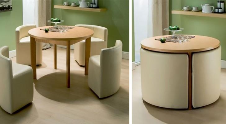 22 Platzsparende Möbel, Die Perfekt Für Kleine Wohnungen Sind