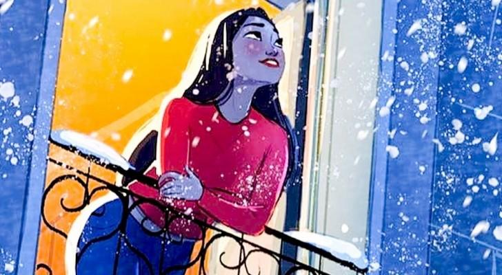16 Zeichnungen für Singles, die glücklich mit ihrem Dasein sind