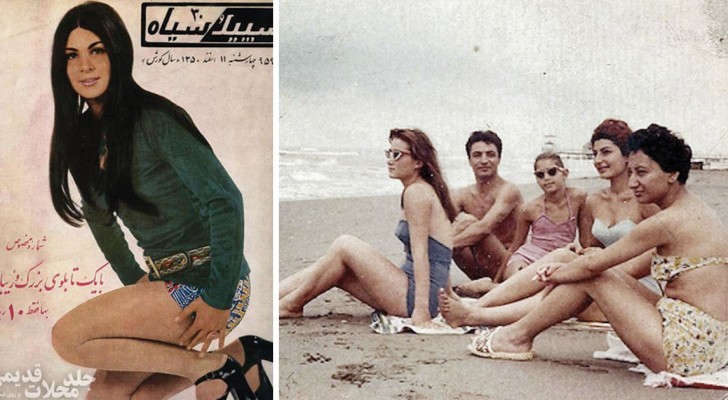 When Iranian women were free  -- here are 16 images showing an unknown and forgotten past