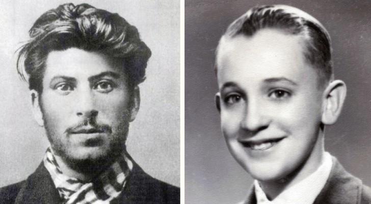 20 bilder av världsledare innan de kom till makten