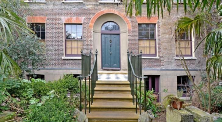 Cette maison à Londres est inhabitée depuis 1895, mais à l'intérieur elle abrite d'incroyables trésors