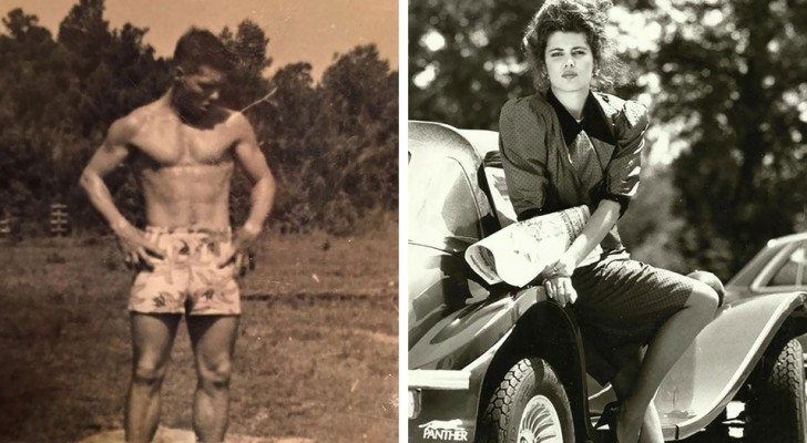21 photos of grandparents showing their strength and unparalleled beauty