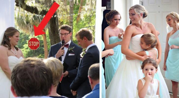 21 photobomb ai matrimoni che hanno reso la giornata ancora più memorabile