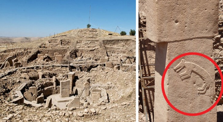 Este templo de 11 mil años describiria la historia de la Edad de Piedra
