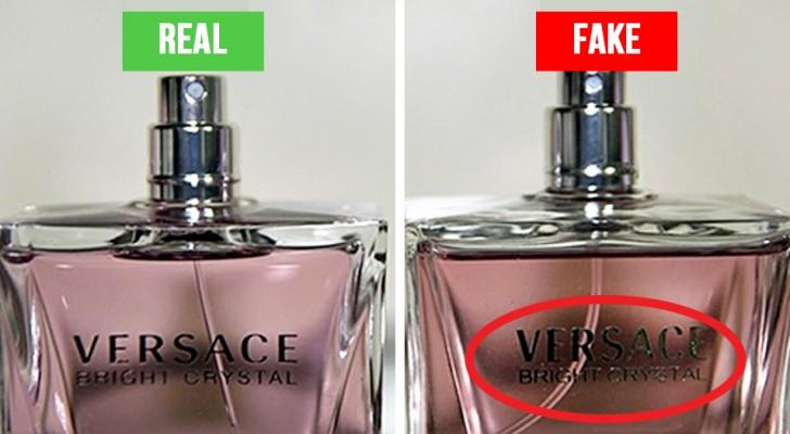 8 indices utiles pour savoir si le parfum de marque que vous allez acheter est un faux