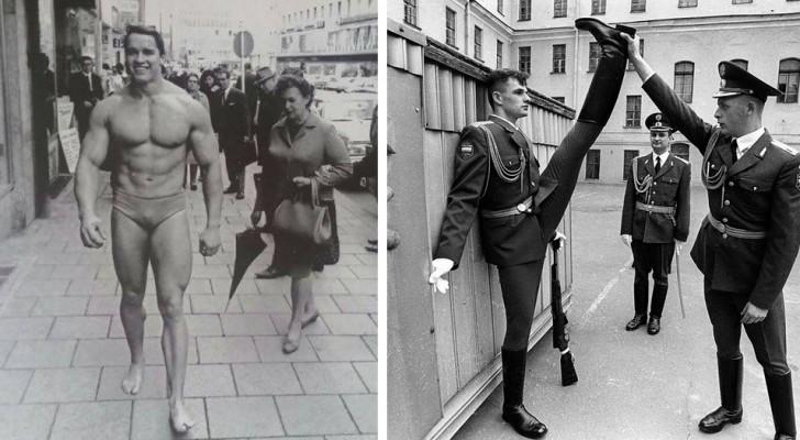 31 foto in bianco e nero che portano alla luce dettagli storici affascinanti
