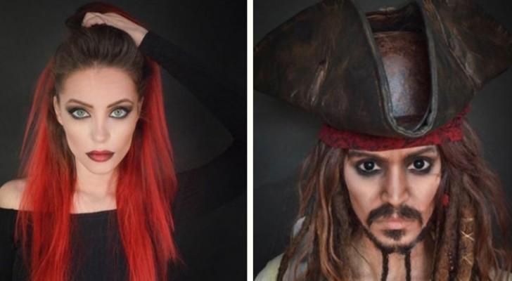Questa fantastica make up artist e cosplayer è in grado di trasformarsi in CHIUNQUE