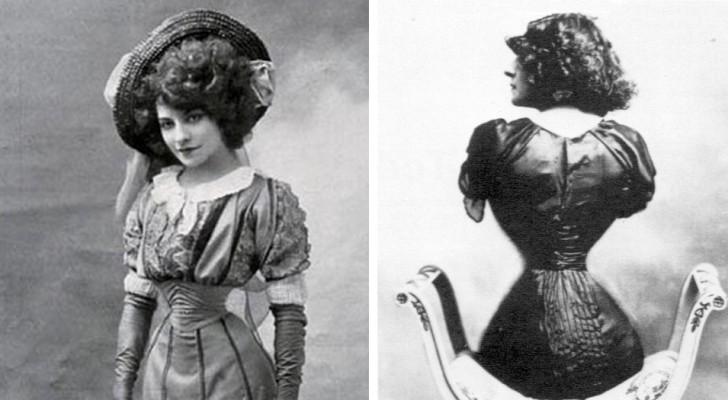 41 centimètres de circonférence: voici l'actrice devenue célèbre grâce à sa taille de guêpe