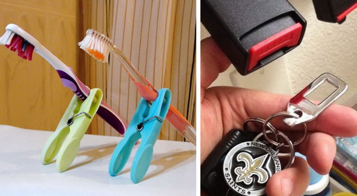 35 examples of how common objects can also be used in another way