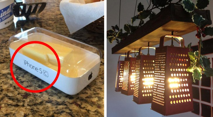 22 ideas to give new usefulness to objects that often end up in the trash