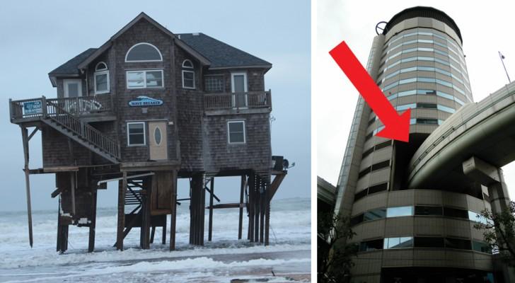 8 so absurde Gebäude, dass sie quasi unmöglich erscheinen