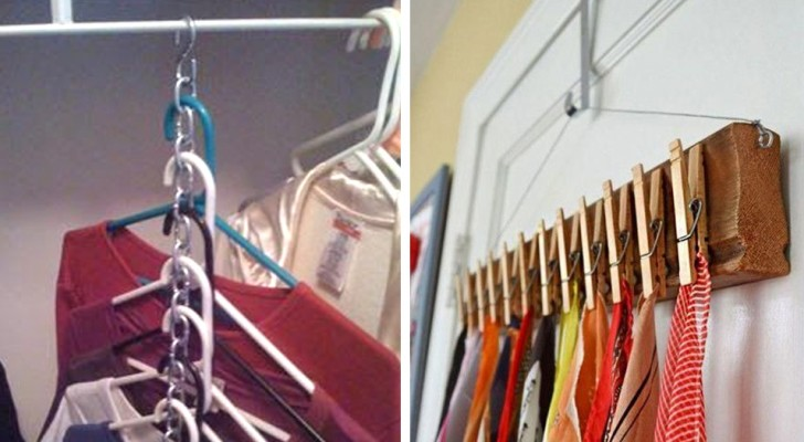 13 DIY tips to keep objects in perfect order and easily accessible!
