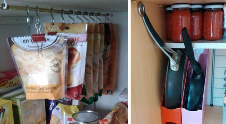 14 ideas to keep objects in perfect order without spending a fortune