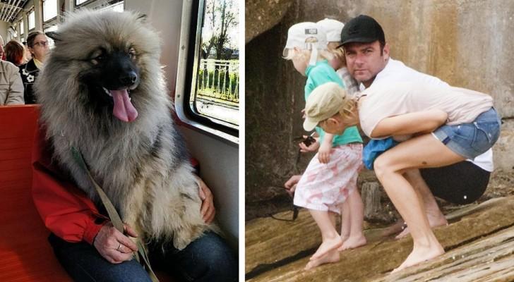 25 coincidencias fotograficas que no lograras entender en la primer ojeada