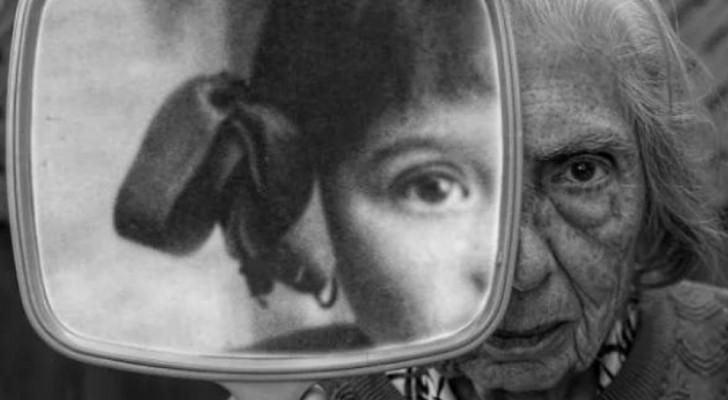Han börjar fotografera sin nittioåriga mamma: Här är hans fantastiska bilder