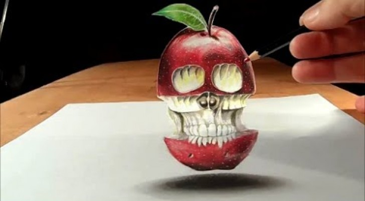 This drawing will leave you speechless