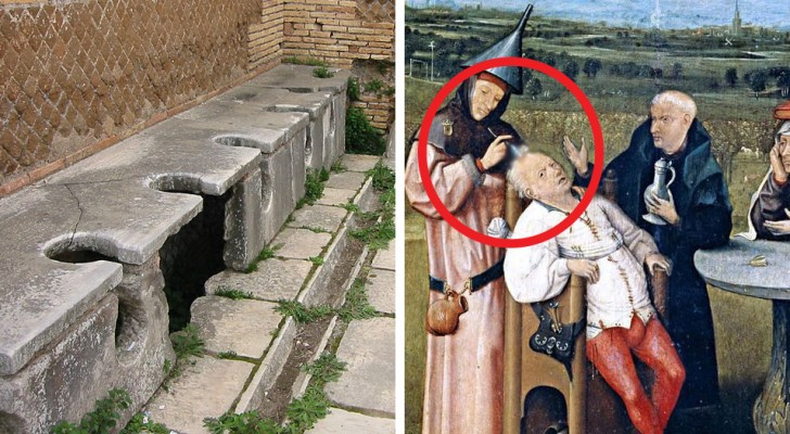 10 customs widespread in antiquity that today would leave us speechless!