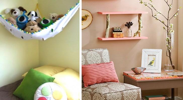 Algumas ideias para deixar sua casa um lugar mais acolhente e funcional