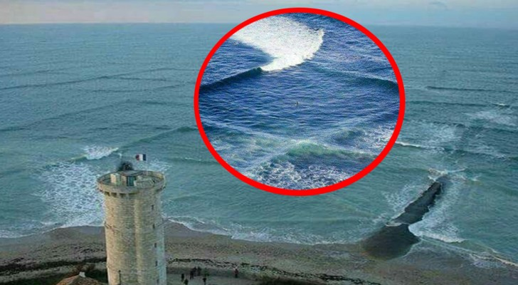 These grid waves attract tourists but it is a dangerous phenomenon that needs to be known