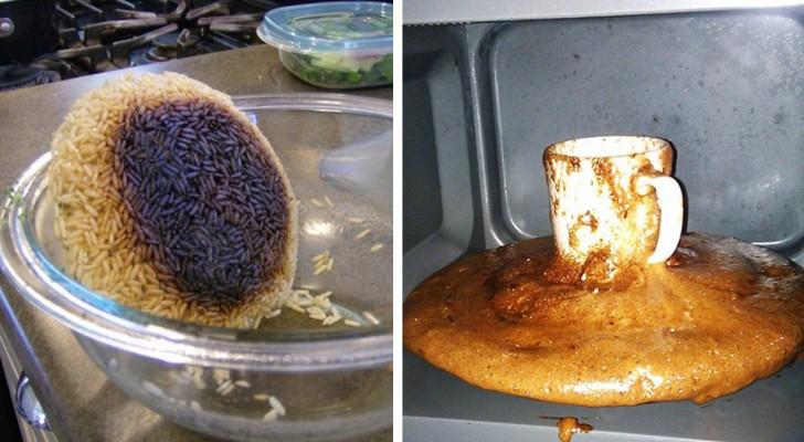 Questi assurdi fallimenti ai fornelli vi faranno sentire esperti come degli chef