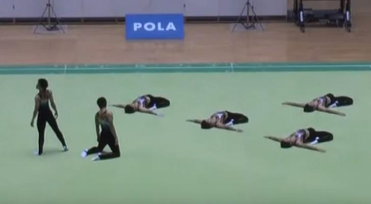 Le acrobazie di questi 6 ragazzi sembrano sconfiggere la forza di gravità