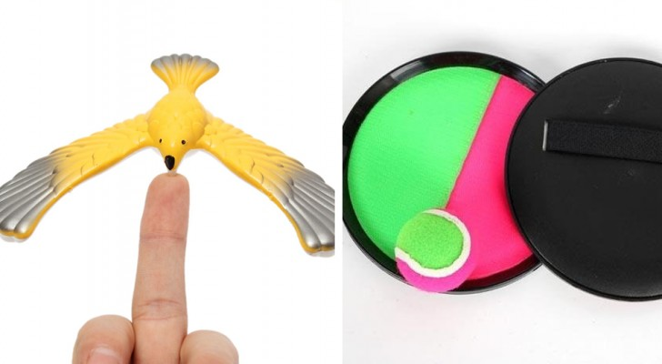 Today's kids will never understand the use of these objects! Here are some games from the '80s and '90s.