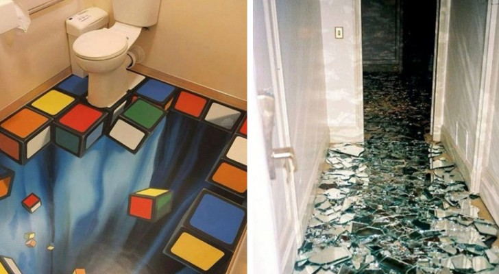 When you see these original floors, you will start thinking about redoing your own!