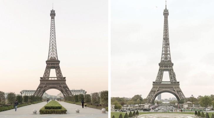 Le foto della città cinese che è la copia esatta di Parigi: la somiglianza è strabiliante